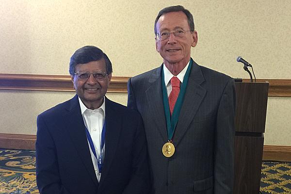Sheth Medal Gerald Zaltman