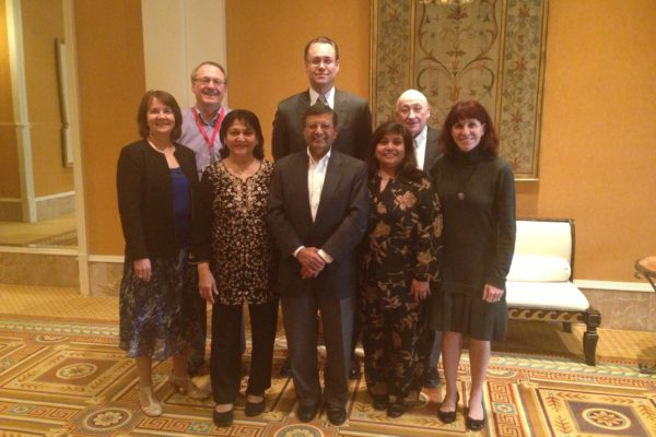 The Sheth Foundation Board
