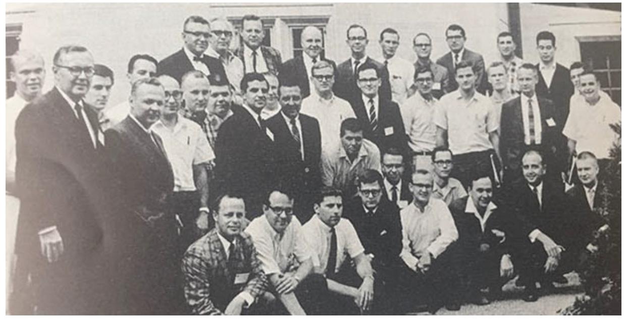 1966 AMA Sheth Consortium