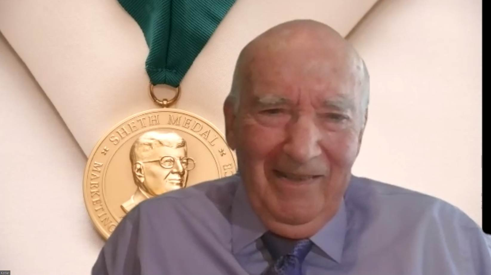 Phil Kotler 90 Years Old